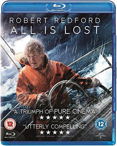 All Is Lost [Blu-Ray] (Deutsche Untertitel)