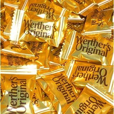 werthers originals (singularly wrapped) 1 kilo bag Werthers Originals (singularly wrapped) 1 Kilo Bag 61MI8b4g5BL