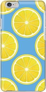 [bodenbaum] Xperia Z5 Premium SO-03H スマホケース ハードケース SONY ソニー エクスペリア ゼットファイブ プレミアム docomo レモン 果実 断面 檸檬 hard-a017 (C.ライトブルー)