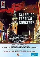 Salsburg Festival Concerts [DVD]