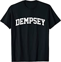 Best dempsey t shirt Reviews
