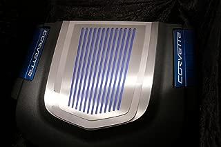 American Car Craft 043074 Engine Shroud Cover, 2 Piece (Zr1 Ribbed)