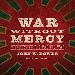 War Without Mercy audiobook cover art
