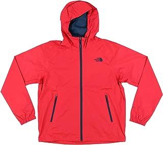 The North Face Men's Boreal Full Zip Rain Jacket Outerwear DANISH BLUE