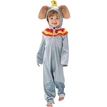 Rubies - Disfraz oficial de elefante de Disney Dumbo para niños ...