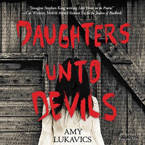 Daughters unto Devils audiobook cover art