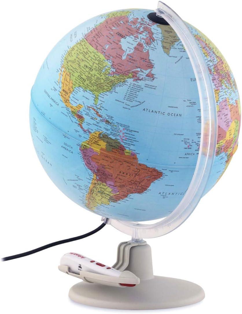 Waypoint Ranking TOP6 Geographic Parlamondo Interactive 1 Globe Talking Smart Ranking TOP3