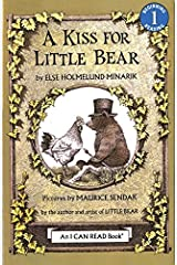 A Kiss for Little Bear (An I Can Read Book) Paperback
