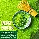 Kiss Me Organics Matcha Green Tea Powder - Japanese Culinary Grade 100% Organic Matcha Powder for Latte Making & Baking - 1 Ounce #3