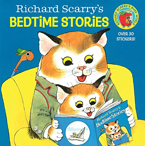 Richard Scarry's Bedtime Stories (Pictureback(R))の詳細を見る