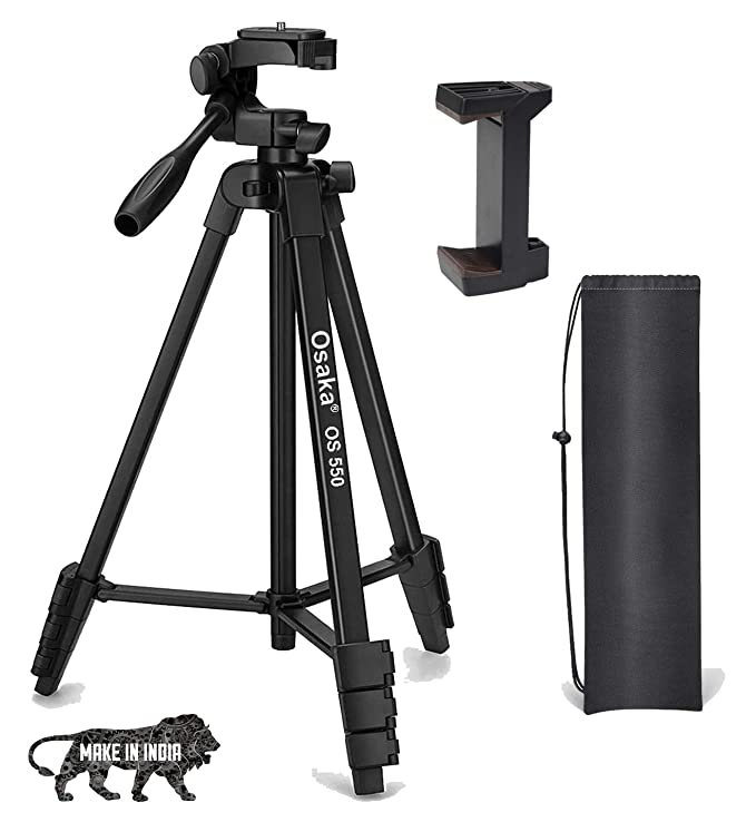 Best Tripod For Mobile Under 800| Osaka OS 550 Tripod Review India 2021