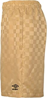 Umbro Men's Checkered Shorts