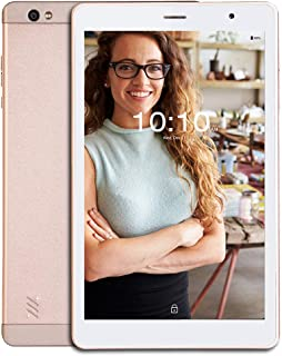 iBall iTAB BizniZ Mini, Octa-Core Processor with Expandable Memory Up to 128GB, WiFi+4G, (Champagne Gold)