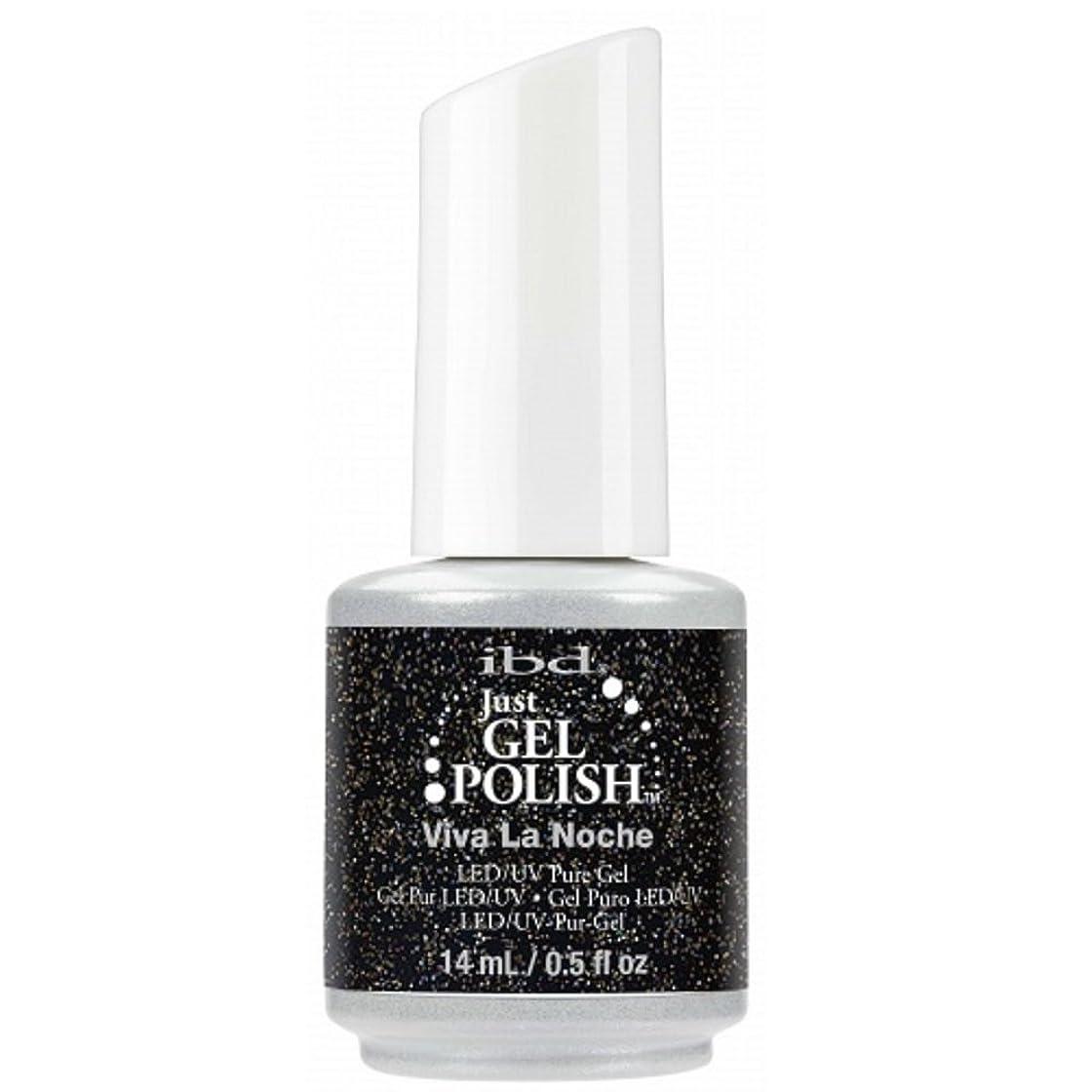 マーキング入場願望ibd Just Gel Nail Polish - Viva La Noche - 14ml / 0.5oz