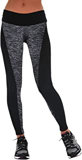Women's Tights Active Yoga Running Pants Workout Leggings Yoga Gym Capri Leggings Pants