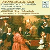 Bach:Sonatas,Preludes & Fugues