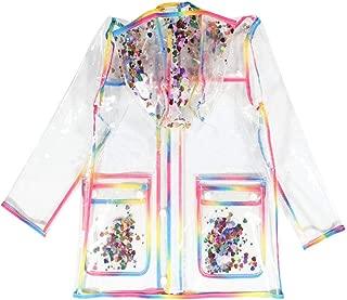 Best rainbow rain jacket Reviews