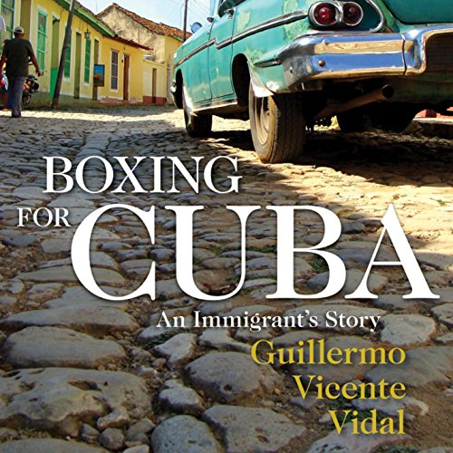 Boxing for Cuba  By  cover art