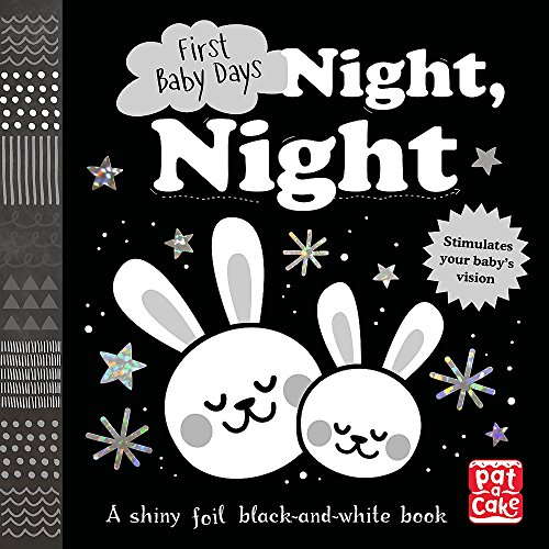 Night, Night: A touch-and-feel board book for your baby to explore (First...