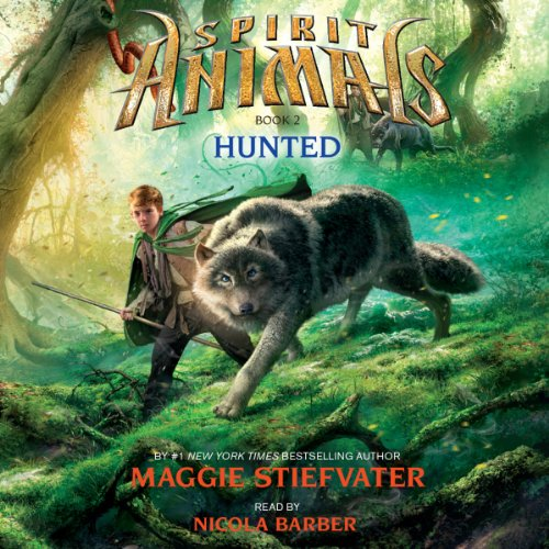 Spirit Animals audiobook cover art