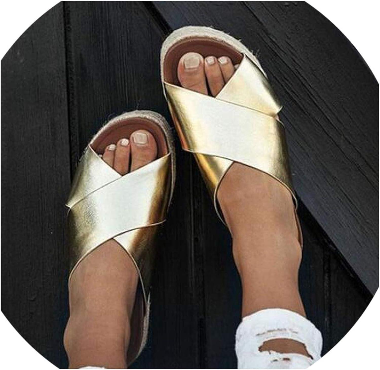 Sexy Leopard Sandals Summer Women Slippers Open Toe Platform Casual flip Flops Slides