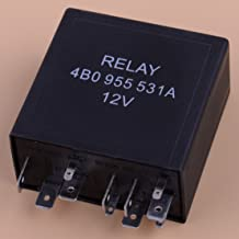 377 Intermittent Delay Wiper Motor Control Relay 11 Pin 4B0955531A For VW Golf GTI Passat Jetta Audi A4 A6 A8 4B0955 531A
