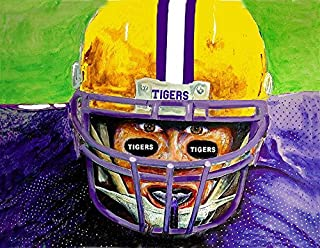 The Eyes of the LSU Tiger are Upon You