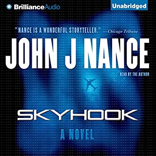 Skyhook audiobook cover art