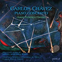 Chavez/Moncayo/Zyman: Piano Wo