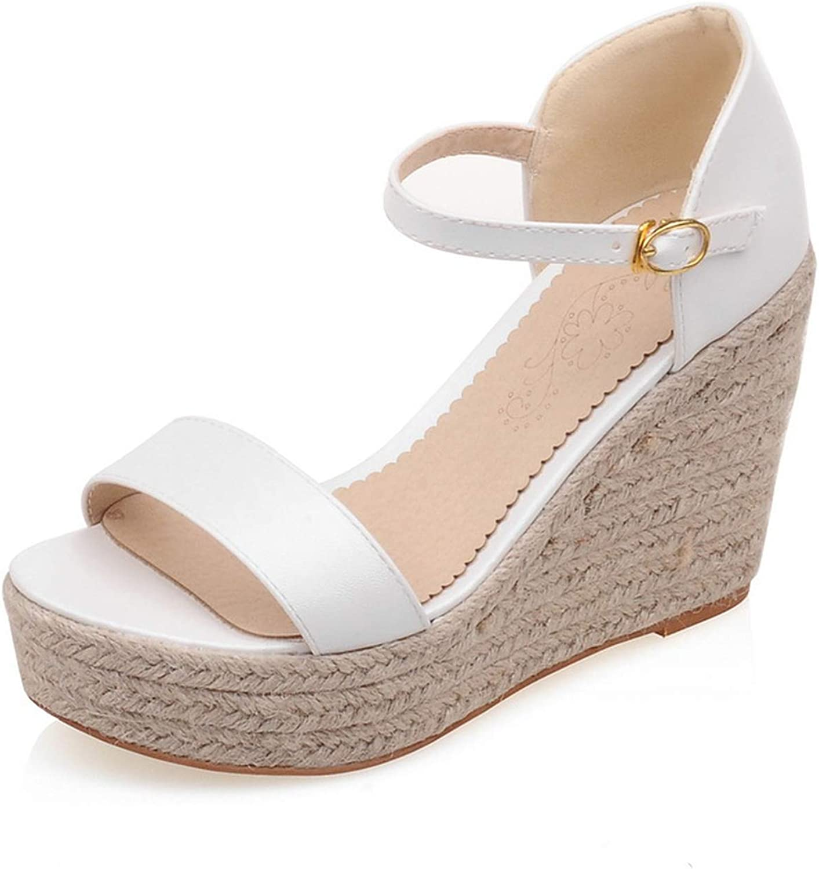 Mo Duo Women Sandals Vintage Design Open Toe Summer shoes Wedges Heel Platform Sandals