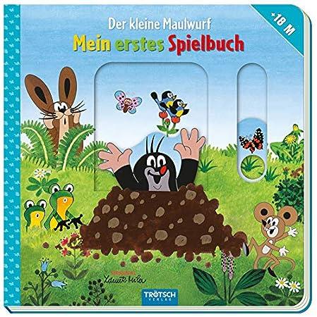 Trötsch: Der kleine Maulwurf - Mein erstes Spielbuch