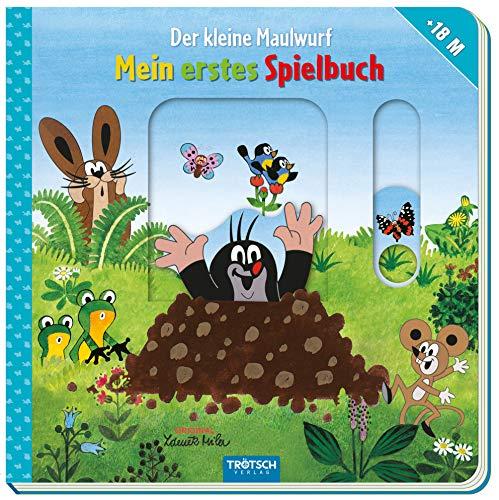 Trötsch Der kleine Maulwurf Mein erstes Spielbuch: Entdeckerbuch Beschäftigungsbuch Spielbuch