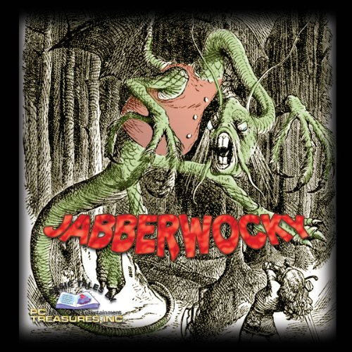 Jabberwocky audiobook cover art