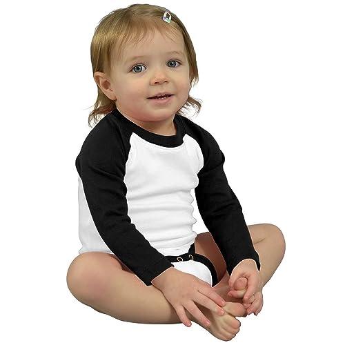 197f99b9 Monag Long Sleeve Raglan Bodysuit