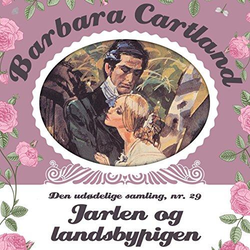 Jarlen og landsbypigen audiobook cover art
