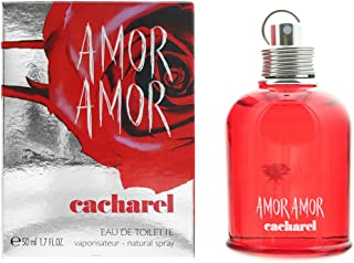 Cacharel Amor Amor for Women, 50 ml - EDT Spray