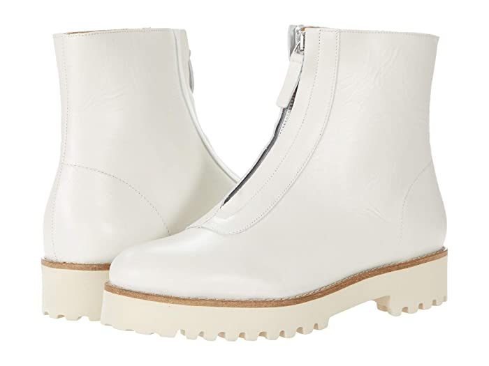Vintage Boots- Winter Rain and Snow Boots History Andre Assous Paina White Womens Shoes $197.95 AT vintagedancer.com