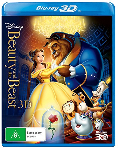 Beauty And The Beast : Diamond Edition - Die Schöne und das Biest - [3D + 2D Blu-ray]