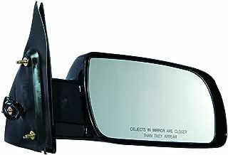 Depo 335-5432R3EL2 Chevy Astro/GMC Safari Passenger Side Gloss Non-Heated Power Mirror