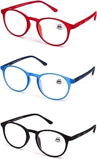 121a489da9 Gafas de Lectura Vista Cansada Presbicia, Graduadas Dioptrías,Gafas de  Hombre y Mujer Unisex