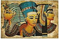 古代エジプト文化部族ジグソーパズルレジャークリエイティブゲーム大人のための500個子供ギフト-ミディアム