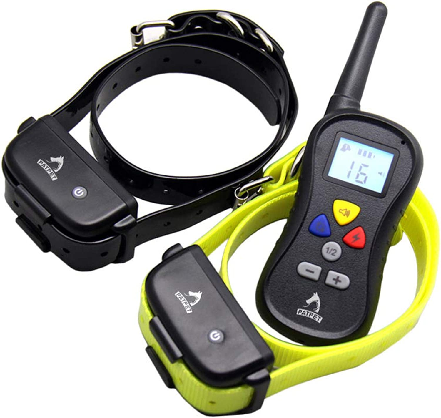 Private Mode Dog Training Snoring Device 400m Remote Control Shock Vibration Warning Electronic Collar Waterproof