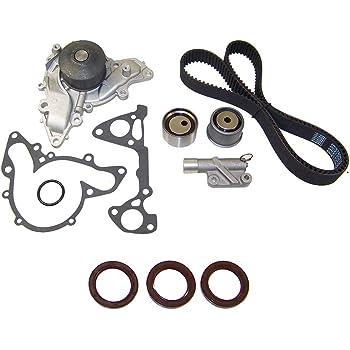 QUALINSIST Low Noise Timing Belt Kits Use for 2001-2006 Mitsubishi Montero 2001-2002 Mitsubishi Montero Sport