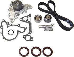 DNJ TBK133AWP Timing Belt Kit with Water Pump for 1997-2012 / Mitsubishi/Diamante, Eclipse, Endeavor, Galant, Montero, Montero Sport / 3.5L, 3.8L / SOHC / V6 / 24V / 215cid, 230cid / 6G74, 6G75