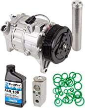 AC Compressor w/A/C Repair Kit For Nissan Altima V6 2007 2008 2009 2010 2011 2012 - BuyAutoParts 60-81772RK NEW
