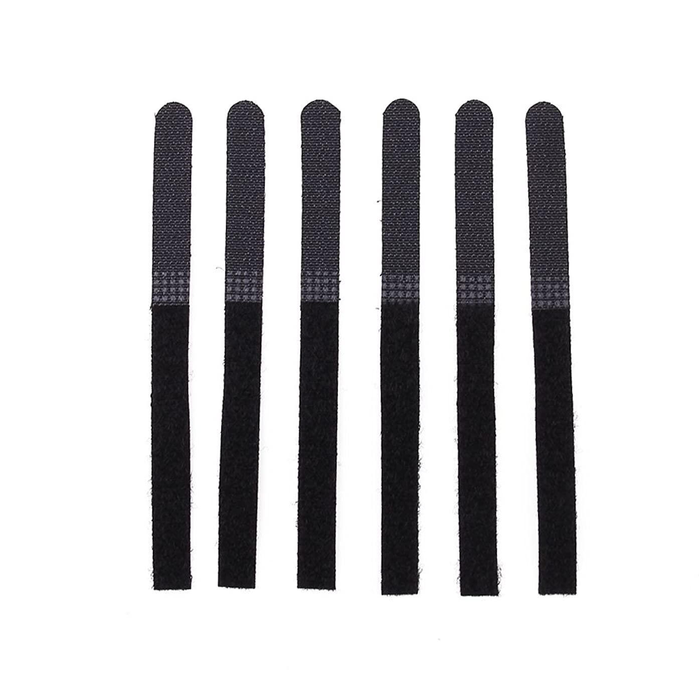 Flameer 50pcs Cable Winder Wire Organizer Cable Earphone Holder Cord Protector Tape