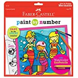 Faber-Castell - Paint by Number Mermaids