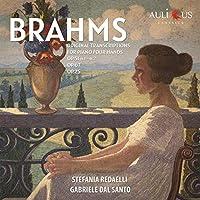 Brahms: Original Transcriptions For Piano Four Hands Op 51 1-2 Op 67