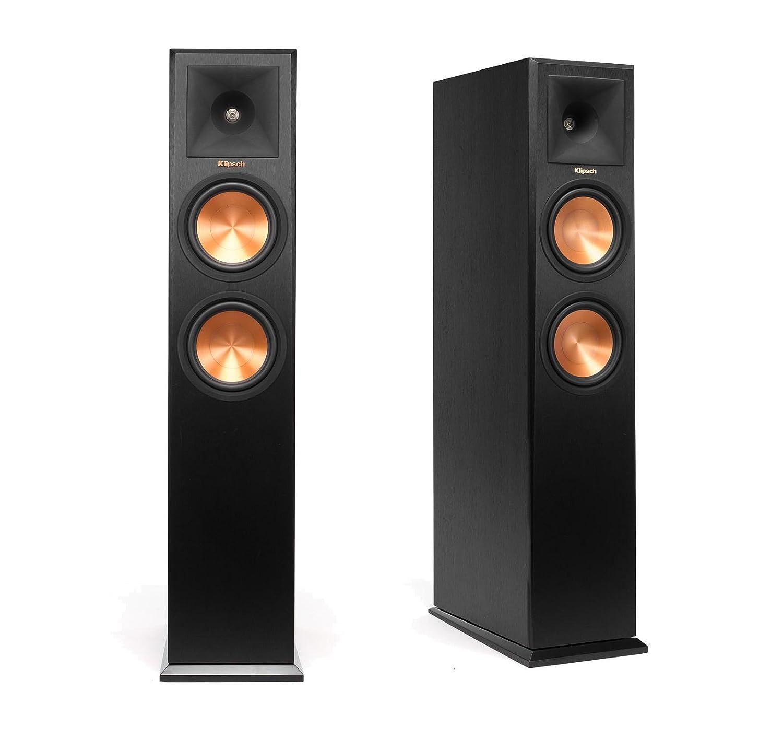 Klipsch RP-260F-2 Reference Premiere Floorstanding Speakers (Ebony Pair)