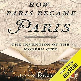 How Paris Became Paris audiobook cover art